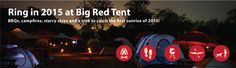 Bring in 2015 Camping with BRT in Mumbai on December 31, 2014