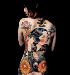japanese tattoo