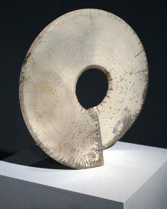 "Michael Rice ""Raku Fired Coriolis"" (2014)"