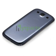 Samsung pone replacement parts-OEM Replacement Back Housing Battery Cover for Samsung Galaxy S3 i9300 Blue