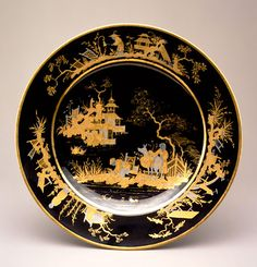 Plate  Sèvres Manufactory (French, 1740–present)  Decorator: Jean-Jacques Dieu (French, active 1776–91, 1794–98, 1801–5)  Date: 1791  Culture: French, Sèvres