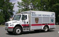 Mass care response unit