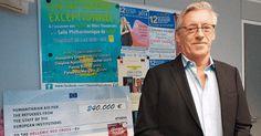 ΕΛΛΗΝΙΚΗ ΔΡΑΣΗ: Ο Βέλγος φιλέλληνας που ζεσταίνει δωρεάν τα σχολεί...