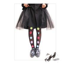【楽天市場】boomdesign garakuta. 35デニールプリントタイツ 図形【after20130308】:ブームデザイン  #japanesefashion #tights