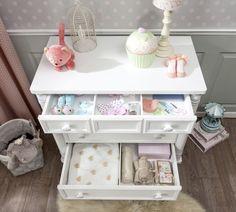 Romantic Dresser