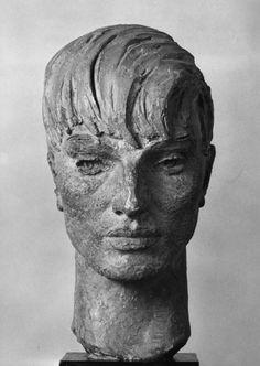 Renée Sintenis (German, 1888 - 1965)  Self-portrait (Selbstbildnis), 1923