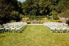 Garden Ceremony at the Arboretum by FestivitiesMN, via Flickr