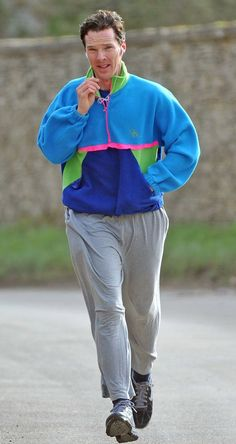 ~Ben out for a jog~