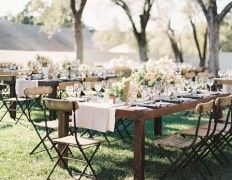 Rustic elegant wine country wedding inspiration in shades of aqua and copper with natural, organic floral details to accent the chic metallics! Garden Wedding, Summer Wedding, Dream Wedding, French Wedding, Rustic Wedding, Gite Rural, Country Wedding Inspiration, Wedding Table Settings, Wedding Decorations