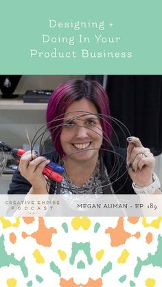 Episode Designing + Doing In Your Product Business, with Megan Auman - the Creative Empire podcast — Creative Empire™ Comparing Yourself To Others, Art Education, Creative Business, Empire, Learning, Blog, Design, Art Education Resources, Blogging