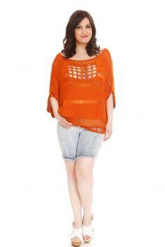 Νέες αφίξεις στα ρούχα μεγάλα μεγέθη - HappySizes Spring Is Here, Pullover, Sweaters, Fashion, Moda, Fashion Styles, Sweater, Fashion Illustrations, Sweatshirts