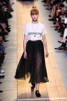ディオール(Dior)2017年春夏コレクション Gallery57