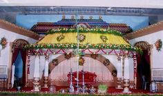 Wedding Hall Decoration in Coimbatore