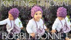HOW TO MAKE A BOBBLE BONNET