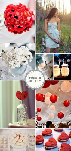 Fourth of July Inspiration {Part I}