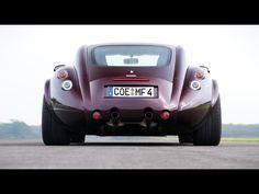2011 Wiesmann GT MF4 & MF4-S - MF4 Rear - 1920x1440 - Wallpaper