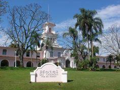 Belmond Hotel das Cataratas is a luxury hotel in Iguassu, Brazil.
