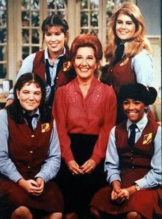 The Facts of Life TV Show 1980s
