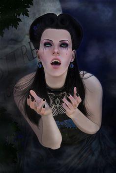Vampyr by Enjerukiti