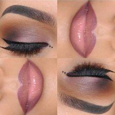 Maquillage Yeux  dollhousemermaid @dollhousemermaid | Websta