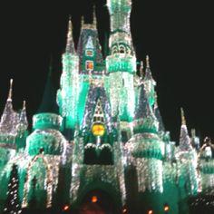 Magical Kingdom at Disneyworld Florida