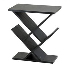 Add a sleek, modern touch with this Adesso accent table