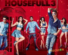 Malamaal Lyrics from Housefull 3 song sung by Mika Singh, Akira, Miss Pooja and Kuwar Virk. The Lyrics of Malamaal Song has been Penned by Rani Malik