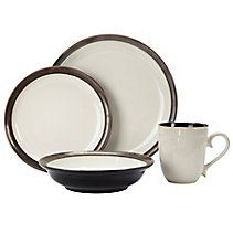 Service de vaisselle Cuisinart 16 pces  sc 1 st  Pinterest & Sabatier Bordeaux Dinnerware Set 16-pc | Canadian Tire | Home Sweet ...