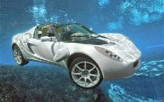 Carro movido à água, invenção Brasileira?
