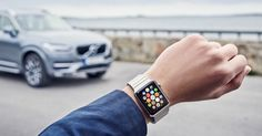 Will your smartwatch someday replace your car keys? It's certainly possible and the latest efforts from Volvo inch that one step closer to reality.