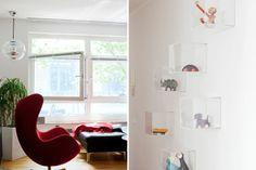 #decoración #interiorismo #diseñodeinteriores Un bonito diseño de interiores danés. Más en: http://greenandfreshdecor.blogspot.com.es/2014/06/un-bonito-diseno-de-interiores-danes.html
