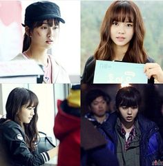 Kim So Hyun was the perfect lead actress for School 2015. She does a great job acting as both twins.