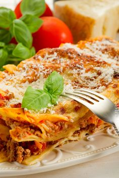 Authentic Lasagna