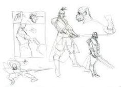 marko djurdjevic sketching - Buscar con Google