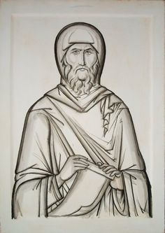 Byzantine Icons, Religious Images, Art Icon, Orthodox Icons, Icon Design, Sketches, Drawings, Artwork, Painting