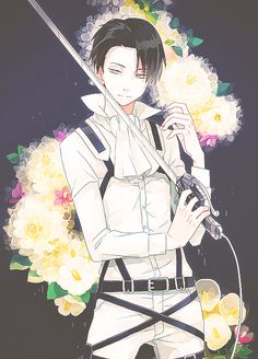 Lance Corporal Rivaille
