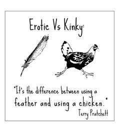 Terry Pratchett quote.  This is why I love Terry Pratchett so much.  :D