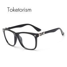 1c087464478 New Korean glasses frames mens womens accessories 2017 retro optical  eyeglass frames  RetroMens