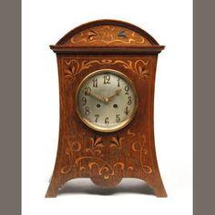 Image result for nouveau clocks