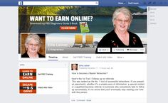 A Fan page design that we created for Ellie Leimer.