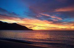 Sunrise at Point Mugu