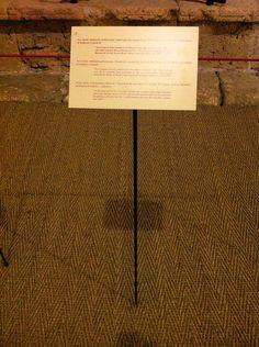 cartela en el Museu Diocesano de Tarragona , aportada por Beatriz Lucea Valero @Lucea Valero, #cartelaperfecta