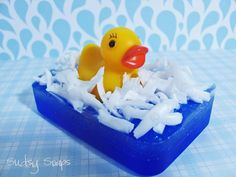 $6.00 Rubber Ducky, You're the One Soap