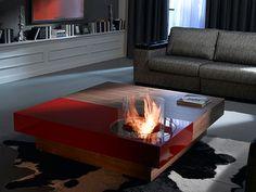 Bio Fireplace Fireplace Design, Fireplace Ideas, Diy Home Decor, Coffee  Table Fireplace,