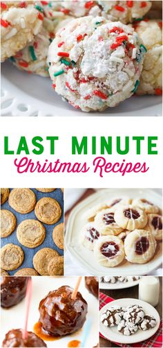 916 Best Christmas And Holiday Recipes Images In 2019