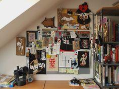 Artist Studio Design Ideas - http://agmfree.com/0110/home-design-interior/artist-studio-design-ideas/2976