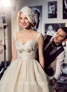 d88c12f79 15 vestidos de novia de la edad de oro que son toda una inspiración para el  momento de dar el sí