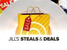 Steals and Deals #Today show - Deals that promote breast cancer awareness.