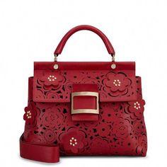9b292ab5f096 ROGER VIVIER .  rogervivier  bags  shoulder bags  hand bags  leather