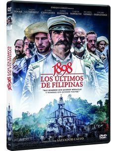 1898, los últimos de Filipinas [Videograbación] / dirigida por Salvador Calvo